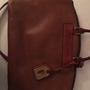 Dooney and Bourke leather bag. Used